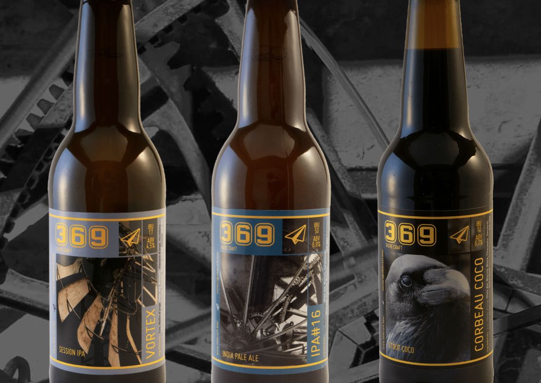 Photo 3 - SAS 3:6:9 Bière Craft