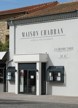 Hôtel Restaurant La Maison Chabran