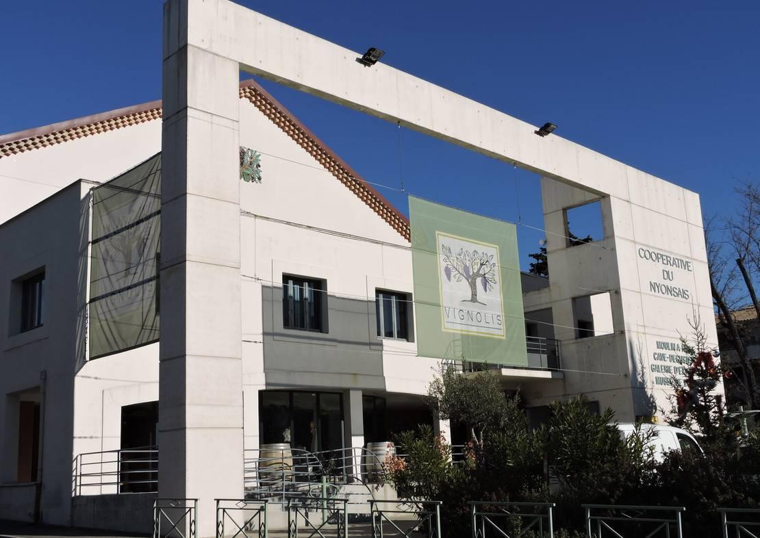 Photo 1 - Vignolis Coopérative du Nyonsais