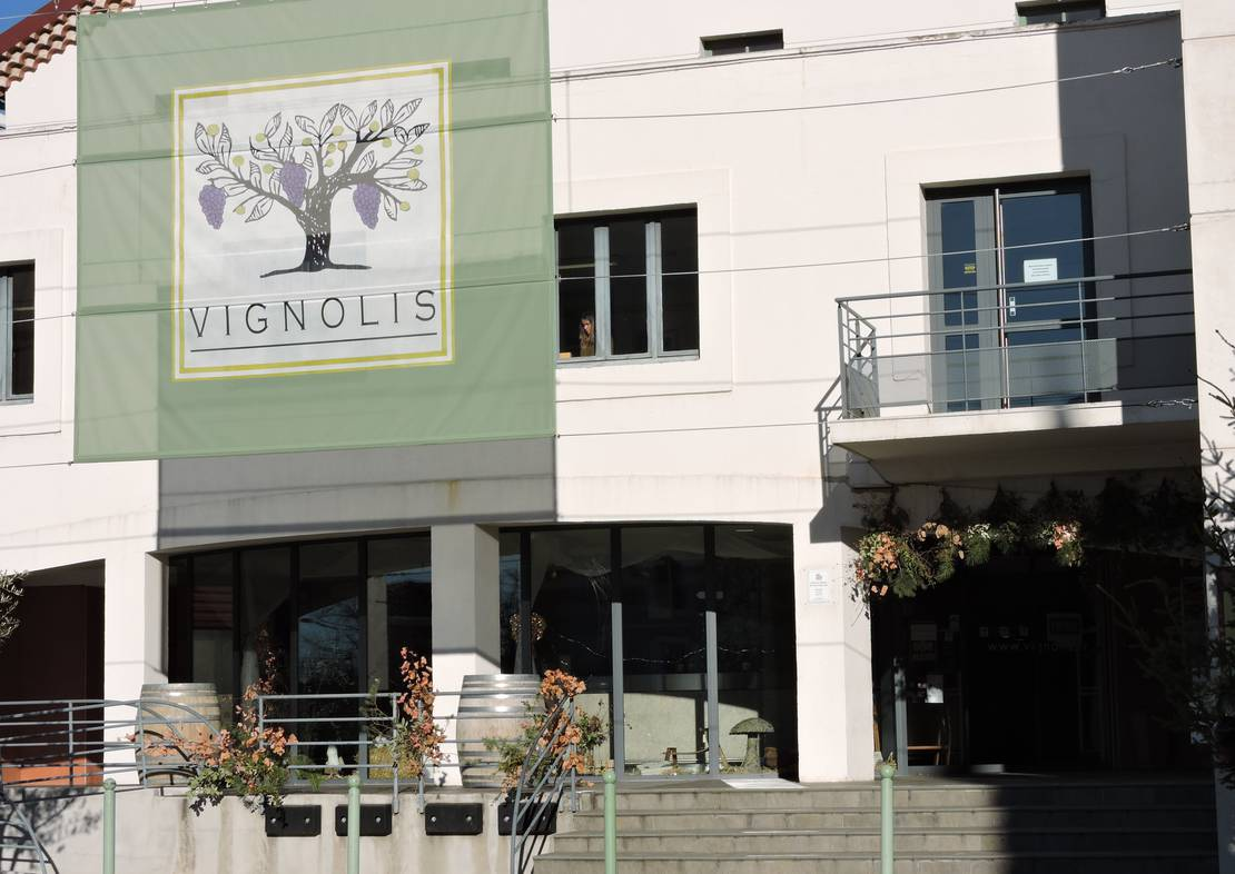 Photo 2 - Vignolis Coopérative du Nyonsais