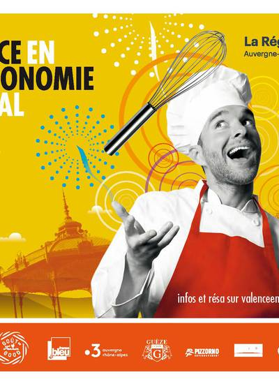 Festival Valence en Gastronomie 2018