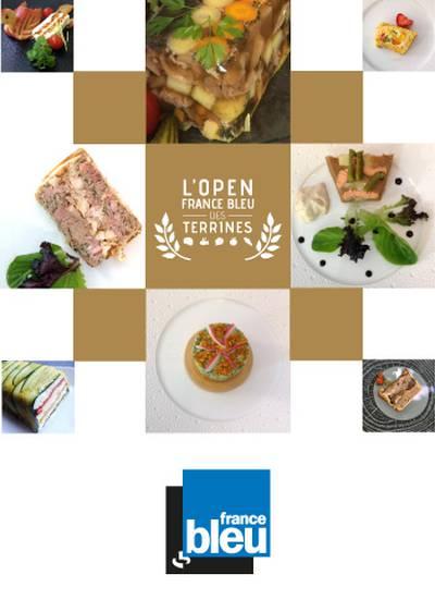 Open France Bleu des Terrines : Particpez à la plus gourmande des compétitions !